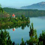 Hồ T'nưng – Mênh mông biển hồ trên miệng núi lửa