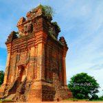 Tháp Nhạn – Vẻ đẹp kiến trúc Chăm cổ kính