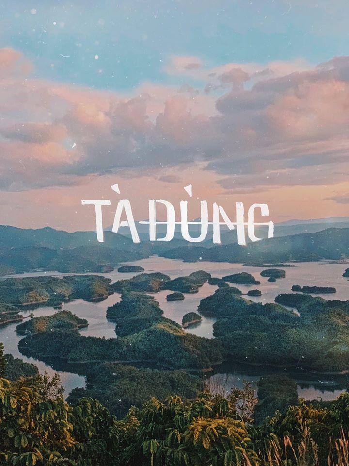 Review Hồ Tà Đùng Điểm Checkin Nam Tây Nguyên